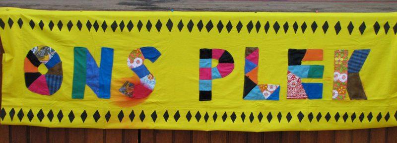 Ons Plek banner